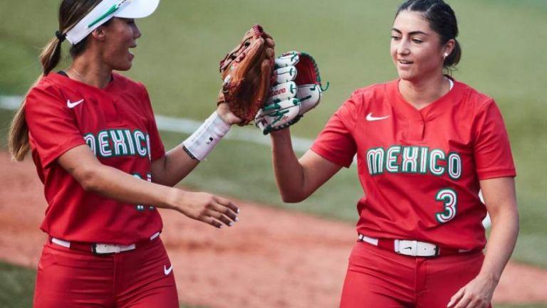 México derrotó a Italia en softbol y mantiene esperanzas de medalla
