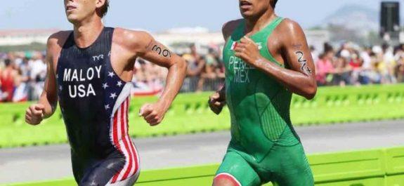 Triatlón finaliza sin medalla para México en Tokio 2020