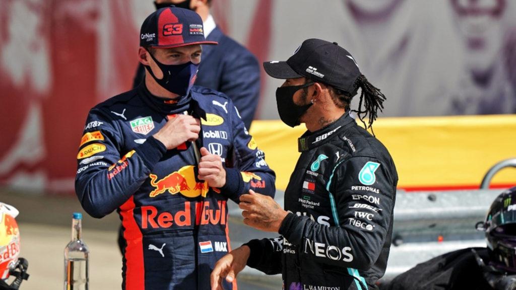 El incidente entre Hamilton y Verstappen cambia las reglas