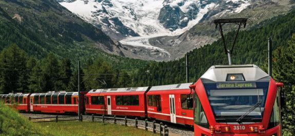 Bernina Express turismo