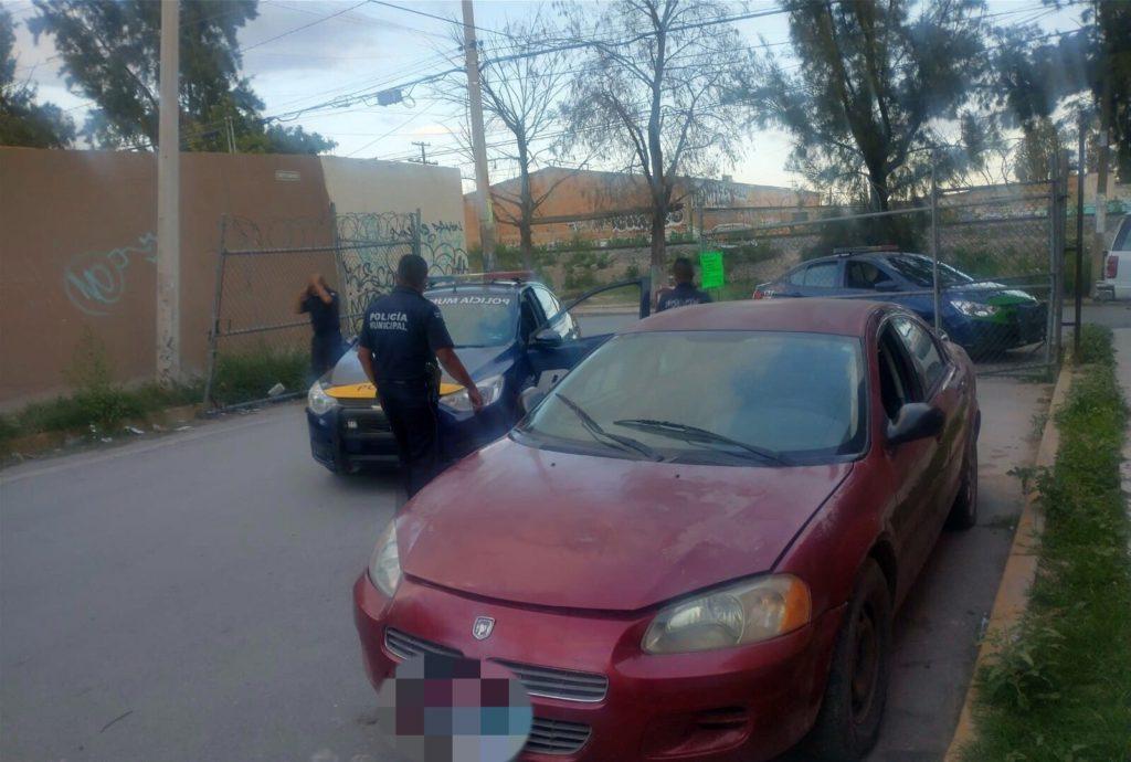 auto stratus recuperado en sgs
