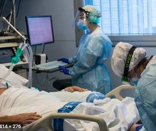 En el hospital terminó la parranda, fue golpeado