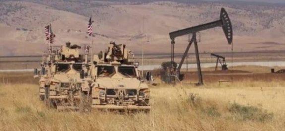 Atacan con cohetes base estadounidense en Siria