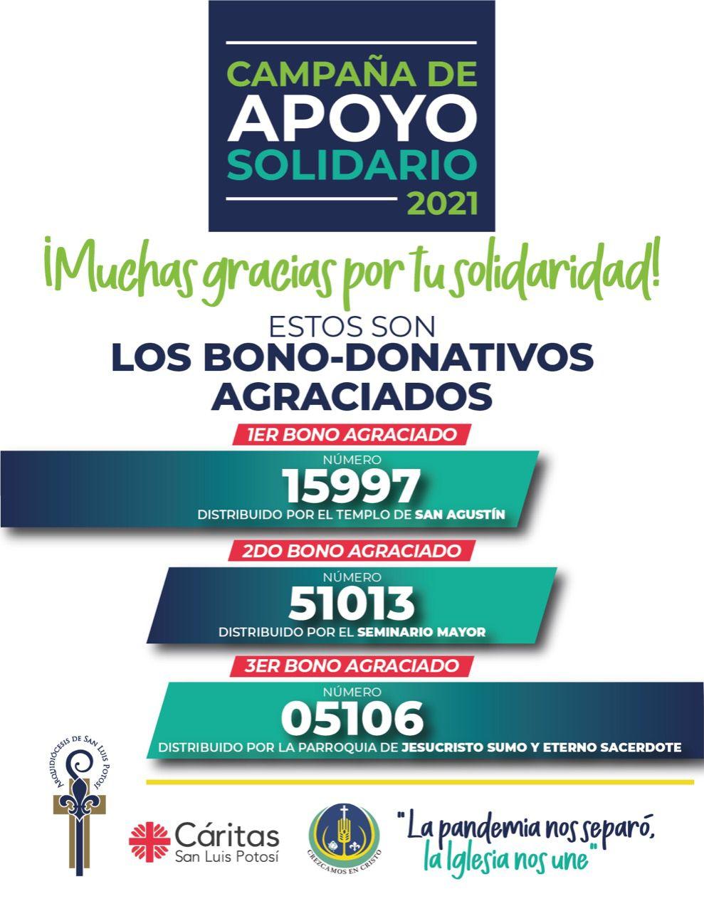 Campaña Apoyo Solidario 2021