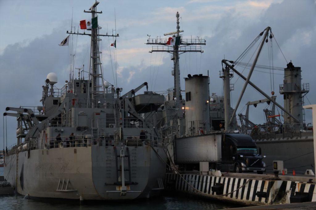 México envía mil 729 toneladas de ayuda a Haití – El Heraldo de San Luis  Potosí