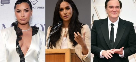 Demi Lovato, Meghan Markle y más famosos alzaron la voz por Afganistán