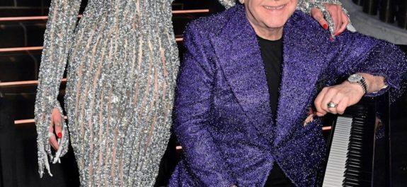 Elton John y Dua Lipa
