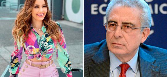 Encuentro entre Cynthia Rodríguez y Ernesto Zedillo
