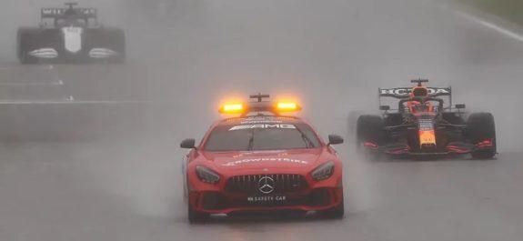 La Fórmula 1 se defiende ante lo sucedido en el Gran Premio de Bélgica
