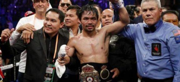 """Pacquiao previo a combate vs Yordenis Ugás: """"esta podría ser mi última pelea"""""""