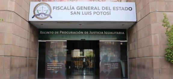 Fiscalia slp