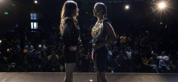 """Yamileth Mercado sobre enfrentar a Amanda Serrano: """"haré la revolución en el boxeo femenil'"""""""