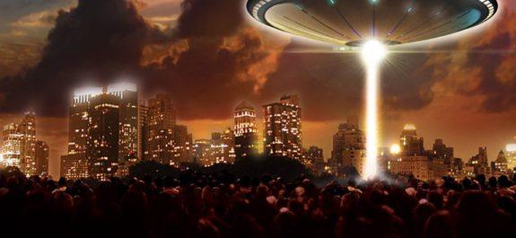 extraterrestres a la Tierra