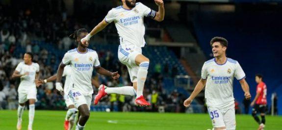 Real Madrid goleó al Mallorca con Hat-Trick de Asensio y es más líder que nunca