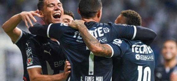 Rayados doblegó a Toluca y continúa enrachado