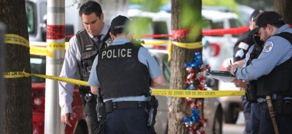 Tiroteo en Chicago deja un muerto y cinco heridos