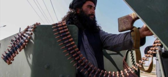 Armas dejadas en Afganistán expondrá secretos de EEUU