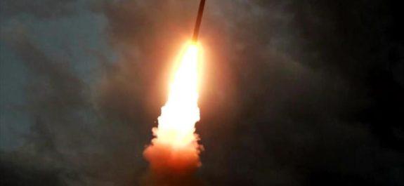 Corea del Norte lanza un misil de crucero de largo alcance