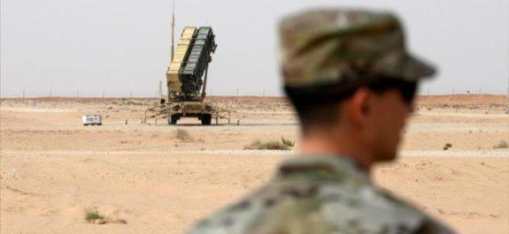EEUU retira sus sistemas antimisiles de Arabia Saudí