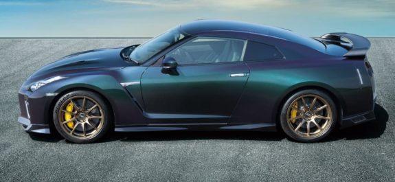 Nissan GT-R 2022 llega con ediciones T-Spec limitadas a 100 unidades