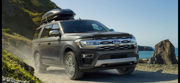 Ford Expedition 2022