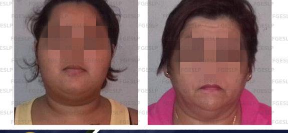 Por robo domiciliario detuvieron a dos mujeres