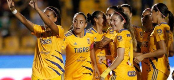 Liga MX Femenil entre los torneos con mejor promedio de edad y productividad goleadora