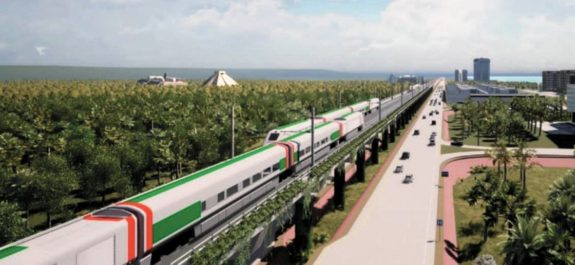"""Se """"raya"""" el Tren Maya: Gobierno pide casi 74% más presupuesto para 2022"""