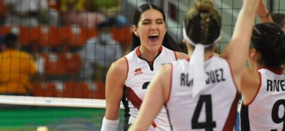 Selección Mexicana de Voleibol venció a EU y avanzó a la final de la Panam Cup Norceca