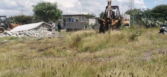 Pelea por un terreno deja un muerto y tres heridos en Hidalgo