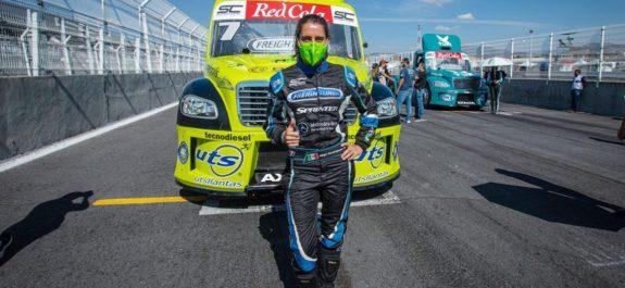 Majo Rodríguez marca la pauta en los Freightliner