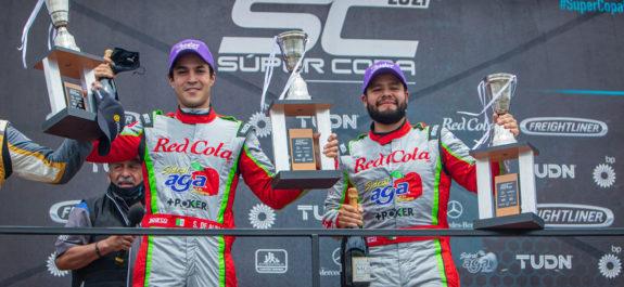Doble victoria para el Sidral Aga Racing Team en la Copa Mercedes-Benz