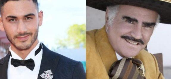 Alejandro Speitzer dará vida a Vicente Fernández en bioserie