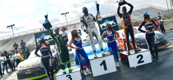 Alessandros Racing, Rovelo y León con dominio total en Monterrey