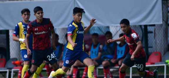 Atlético de San Luis Sub 18 empata ante Toluca