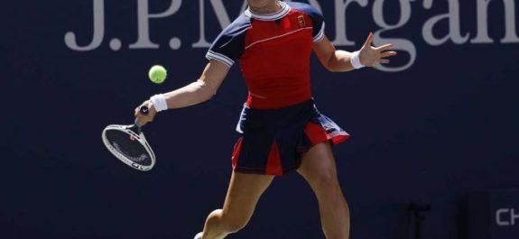 Bianca Andreescu vuelve a los octavos de un Grand Slam
