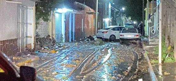 daños por lluvia
