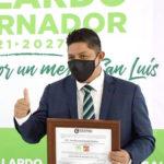 No hay vuelta de hoja: Gallardo Gobernador