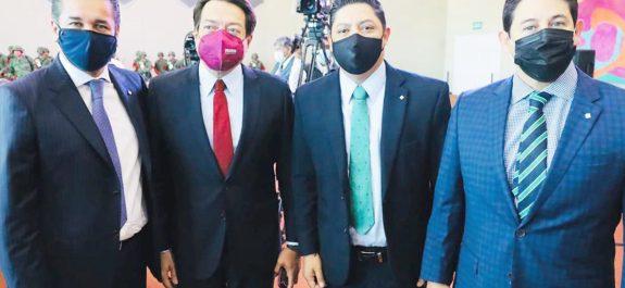Lograr la transformación de SLP y Zacatecas, el objetivo: Gallardo