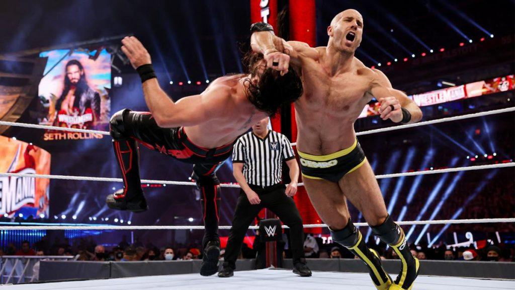 Cesaro se lamenta por Roman Reigns y elogia a Seth Rollins