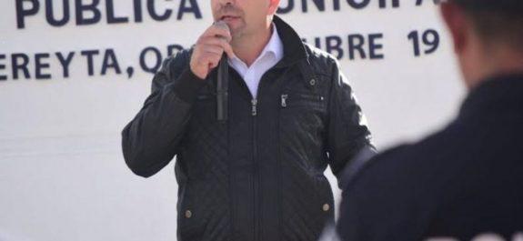 Detienen a director de Seguridad de Cadereyta, Querétaro, por violencia familiarDetienen a director de Seguridad de Cadereyta, Querétaro, por violencia familiar