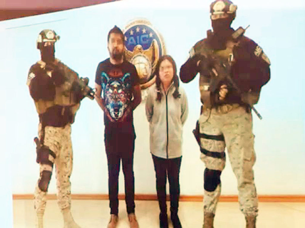 Detienen a pareja por ataque con paquete bomba en Salamanca, Guanajuato