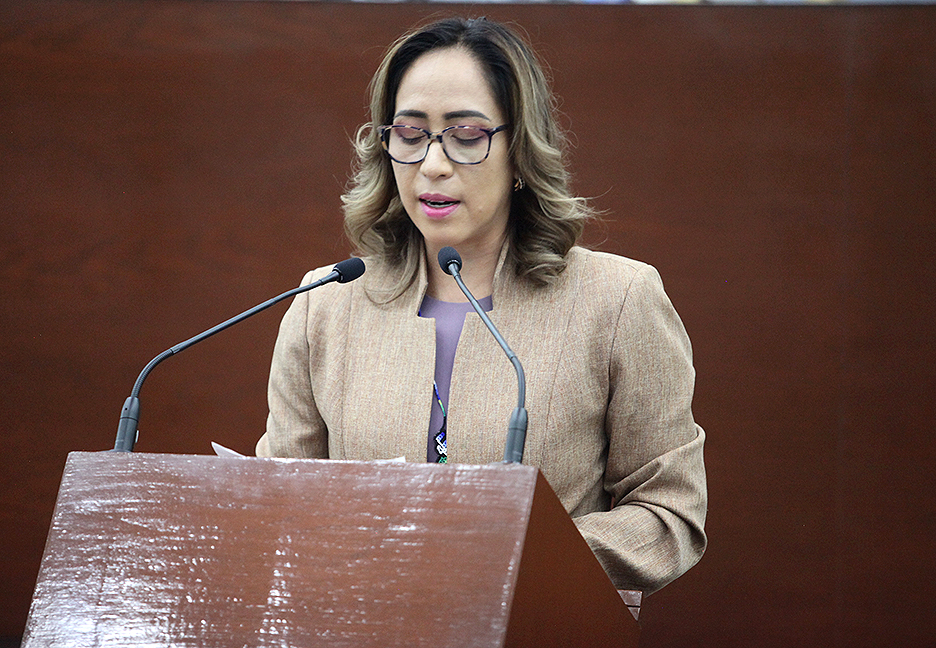 Dip. Liliana Guadalupe Flores Almazán