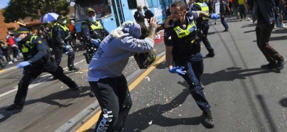 Disturbios y