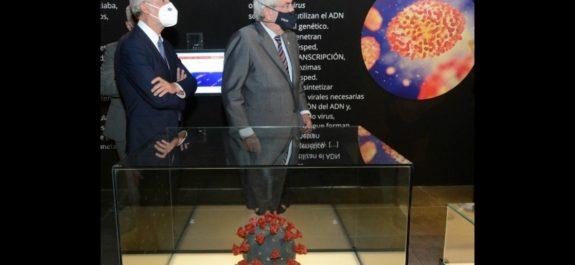 Inauguran en Universum la primera exposición desde inicio de pandemia