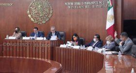 Instalación Comisión Hacienda del Estado