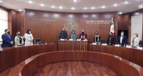 Instalación Comisión de Asuntos Indígenas