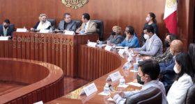 Instalación de la Comisión Desarrollo Económico y Social.