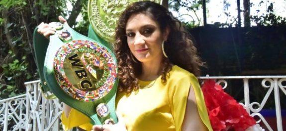 JESSICA GONZÁLEZ TRAS OBTENER TÍTULO MUNDIAL INTERINO GALLO DEL CM ES UN SUEÑO HECHO REALIDAD