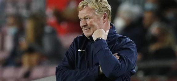 "Koeman: ""No había futbolistas para el tiki-taka"""